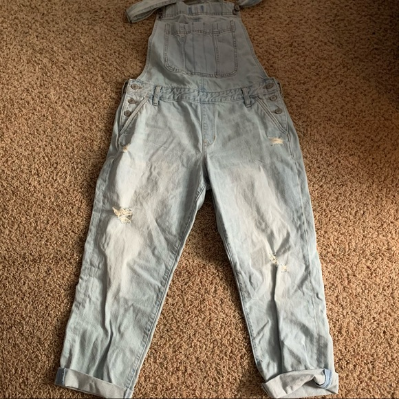 Abercrombie & Fitch Denim - ❕NWT Abercrombie & Fitch Overalls | M.